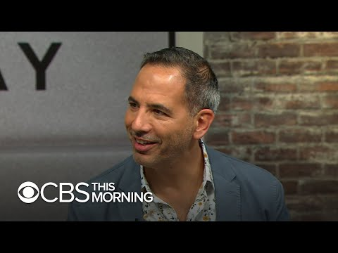 "The Dish: Renowned chef Yotam Ottolenghi talks ""simple"" cooking"