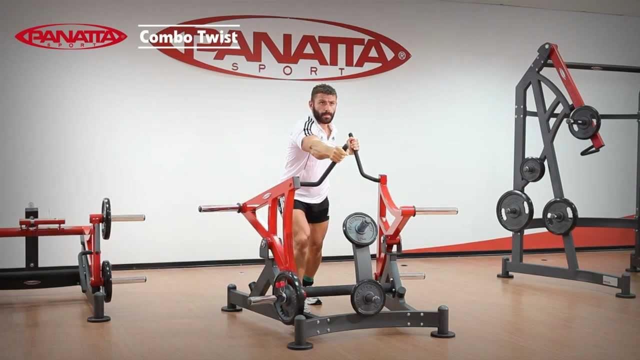 Panatta Sport Fw Combo Twist English Youtube