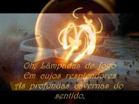 Poesia: Chama viva de amor de S. João da Cruz