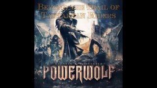 Powerwolf - Armata Strigoi [Lyrics Video]