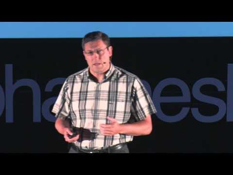 South Africa's abundance of innovation and creativity | Gideon Potgieter | TEDxJohannesburg