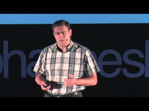 South Africa's abundance of innovation and creativity | Gideon Potgieter | TEDxJohannesburg