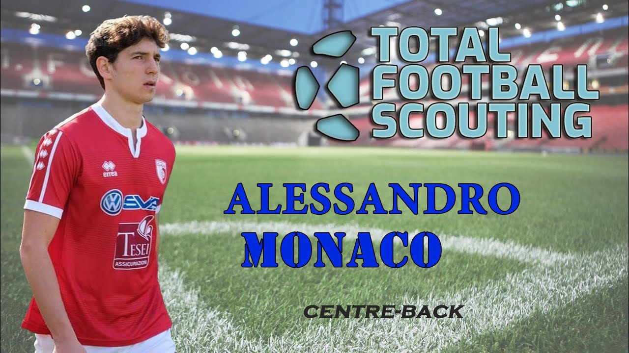 Alessandro Monaco (1998 Italian centre-back)