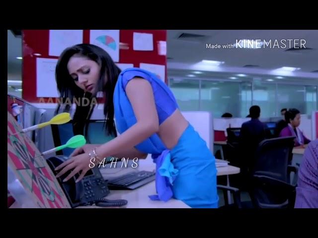 Amulya hot navel  video