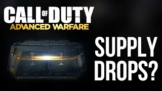 cod aw 150 advanced supply drop opening