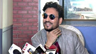 Irrfan Khan Last Video Before The Sad News Will Make Your Heart Cry