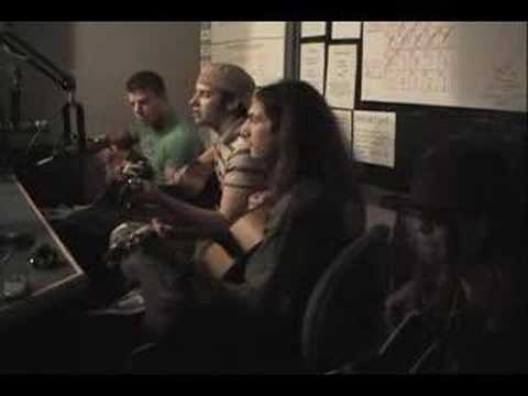 Scapegoat - Angel Eyes acoustic on 106.5 The End