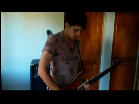 Like A Stone -  Solo guitar  @FedeSuAmnesia  ( Helix line 6 ) - Audio Cubase