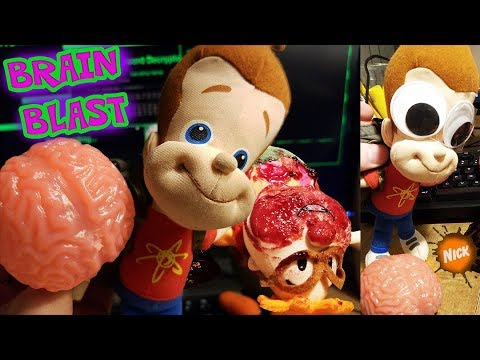 Jimmy Neutron BRAIN BLAST! Lost Nickelodeon Movie FOUND!!!!!!!!!!!!