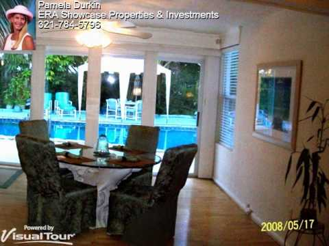 Cocoa Beach Florida Home for Sale