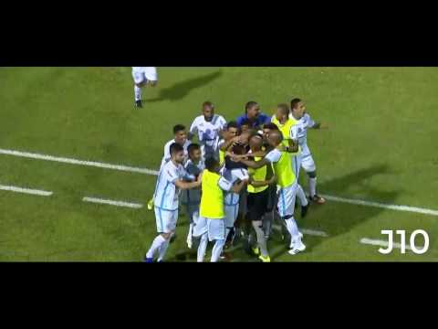 golaço do são bento contra Paraná 1 x 1 de falta de longe- copa do brasil 08/02/17 HD