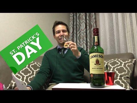 Jameson Irish Whiskey Review WhiskyWhistle 153 St. Patrick's Day