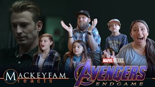 Marvel Studios' Avengers: Endgame - Big Game TV Spot- REACTION and REVIEW!!!