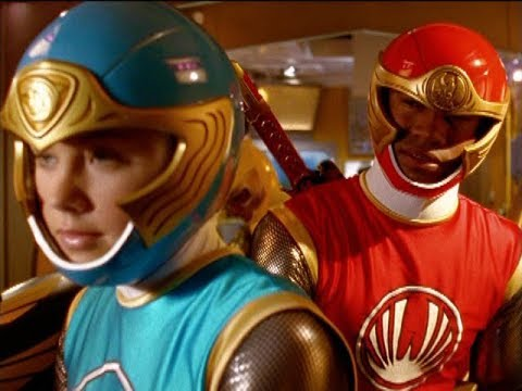 Power Rangers Ninja Storm - The Rescue Mission Begins | Episode 7