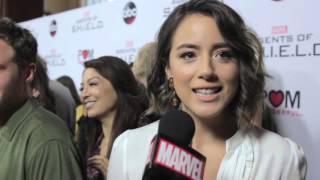 Chloe Bennet – Marvel's Agents of S.H.I.E.L.D. on the Red Carpet