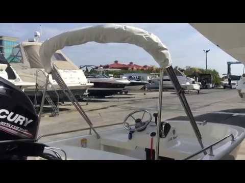 2018 Boston Whaler 110 Sport Boat For Sale at MarineMax Clearwater