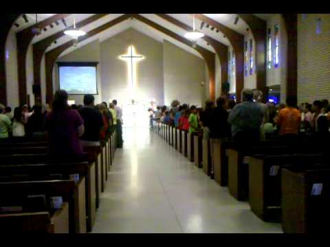 Red Hill Lutheran School End of Year Chapel 2011 - Singing