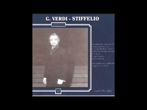 """Mario del Monaco in  """"Stiffelio""""  Verdi"""
