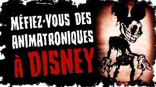 CREEPYPASTA FR ▪ Méfiez-vous des animatroniques à Disney