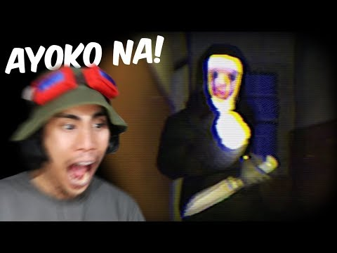 DON'T WATCH THIS ALONE OwO | Filipino Plays Nun Massacre (HORROR GAME)