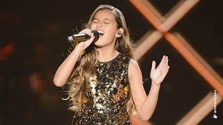 Alexa Sings Hero | The Voice Kids Australia 2014 thumbnail