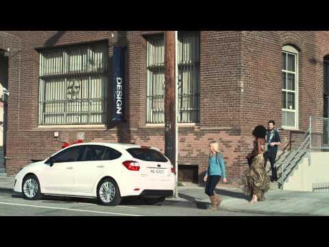 2015 Subaru Impreza walk-around video (product information)