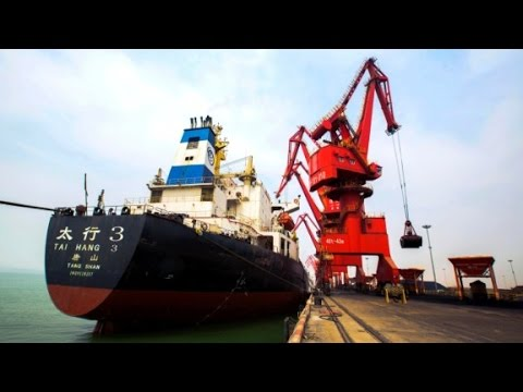 China cuts all coal imports from North Korea