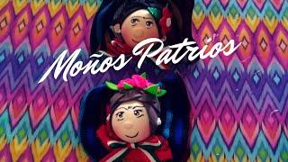 Moños Patrios //Fiestas Patrias 2018
