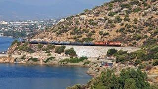 #2582. Поезда Греции (лучшие фото)(Самая большая коллекция поездов мира. Здесь представлена огромная подборка фотографий как современного..., 2015-02-14T20:27:42.000Z)