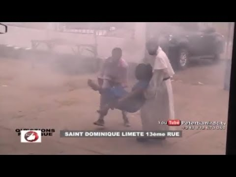 DR Congo: Security Forces Fire on Catholic Churchgoers