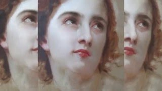 Bouguereau(ブーグロー)Time Lapse