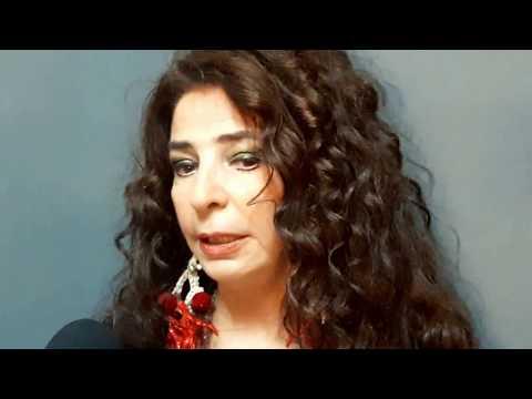 03.09.2017 BISCEGLIE Intervista a Teresa De Sio