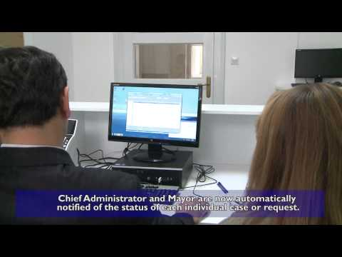 "Good Governance Activity in Montenegro:  ""One Stop Shop"" Cetinje Customer Service Center"