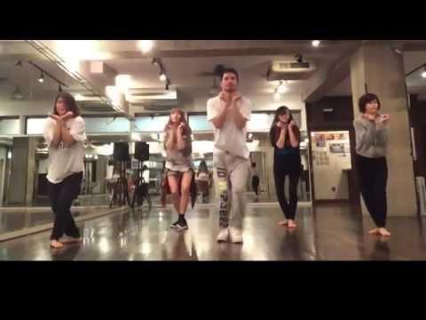 クマムシ/あったかいんだから♪(remix Ver)を踊ろう!【反転】