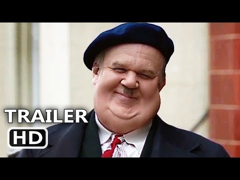 Brian Taylor - Another Trailer For 'Stan & Ollie'  Opens 12/28