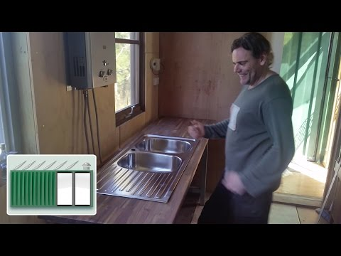 Shipping Container House – Highlights in 5 minutes