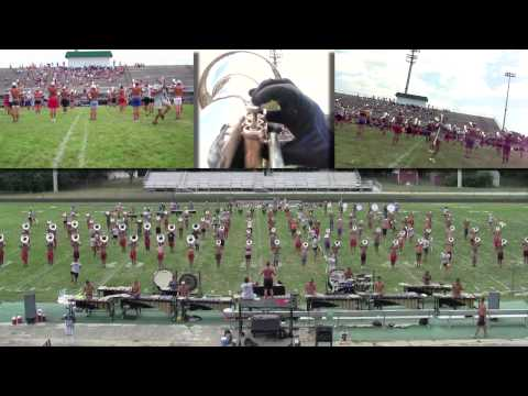 DCI Bluecoats 4-Cam Experience