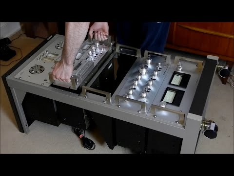 Vintage Pioneer JA-R2S SPEC Audio Rack Instalation