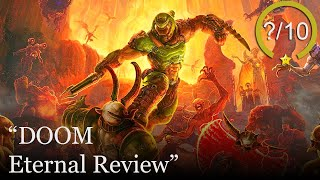 DOOM Eternal Review [PS4, Xbox One, Stadia, & PC] (Video Game Video Review)