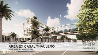 Ex Casal Thaulero - Studio Maloni e Maloni   Urban Planning Project   Architectural Visualization