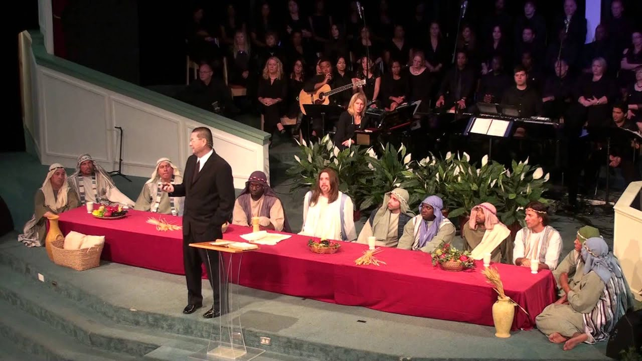 the last supper church of all nations pastor mark boykin youtube