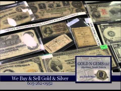 Aberdeen South Dakota's Gold N Gems LLC On Our Story's The Tourists