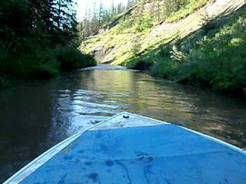 Edmonton Jet Boating Whitemud Creek