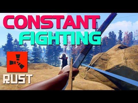 CONSTANT FIGHTING... (feat. Bchillz) - Rust