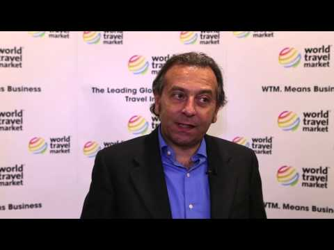 Angelo Rossini, Travel and Tourism Analyst, Euromonitor International | WTM 2014