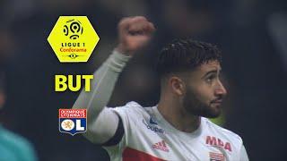 But Nabil FEKIR (2') / Olympique Lyonnais - Paris Saint-Germain (2-1)  / 2017-18