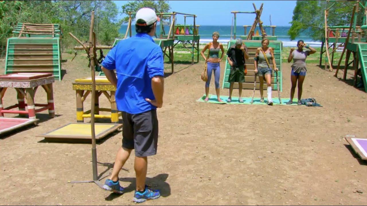 Download Survivor: San Juan del Sur (Blood vs. Water), S29E14 - Immunity: Temple of the Dog (Part 1 of 3)