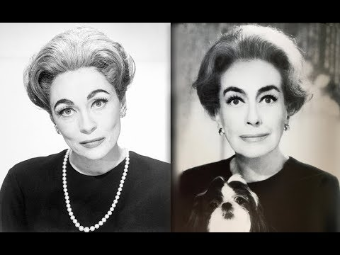FAYE DUNAWAY on JOAN CRAWFORD — Diva on Diva