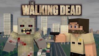 The Walking Dead в Minecraft #1