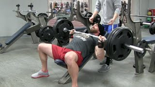 How To: Lift More Weight And Build More Size With The Incline Bench Press